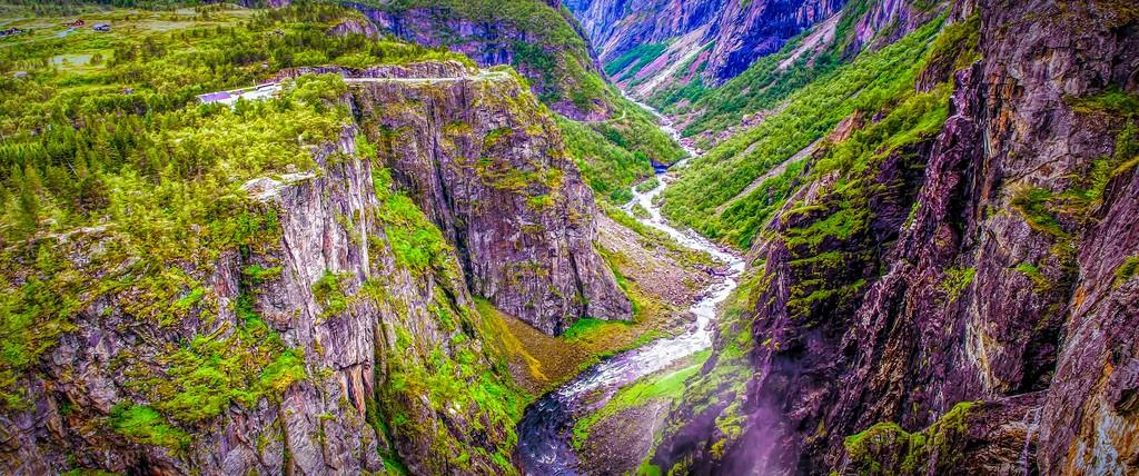 北欧风光,景色迷人_图1-4