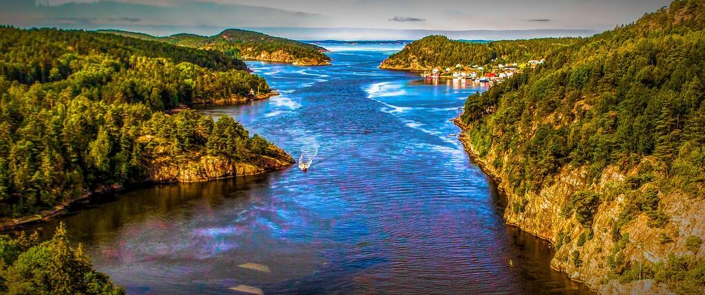 北欧风光,景色迷人_图1-15