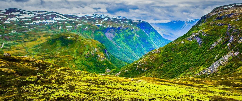 北欧风光,景色迷人_图1-30