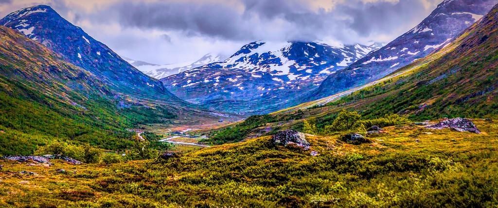 北欧风光,景色迷人_图1-33