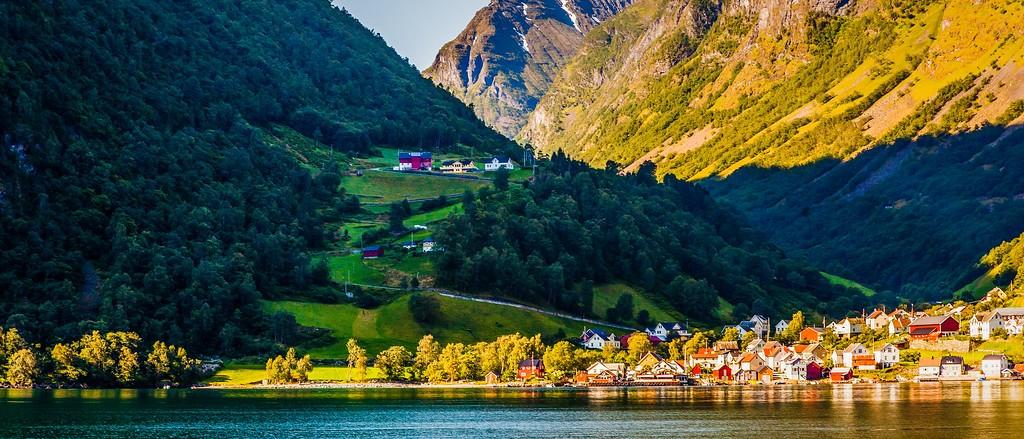 北欧风光,景色迷人_图1-36