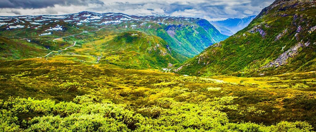 北欧风光,景色迷人_图1-40
