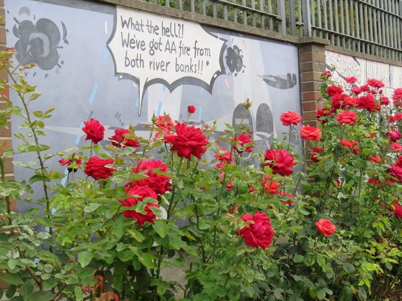 华沙起义博物馆的玫瑰园_图1-7