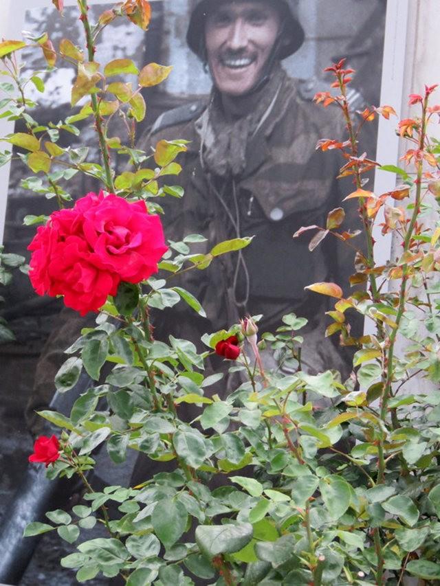 华沙起义博物馆的玫瑰园_图1-29