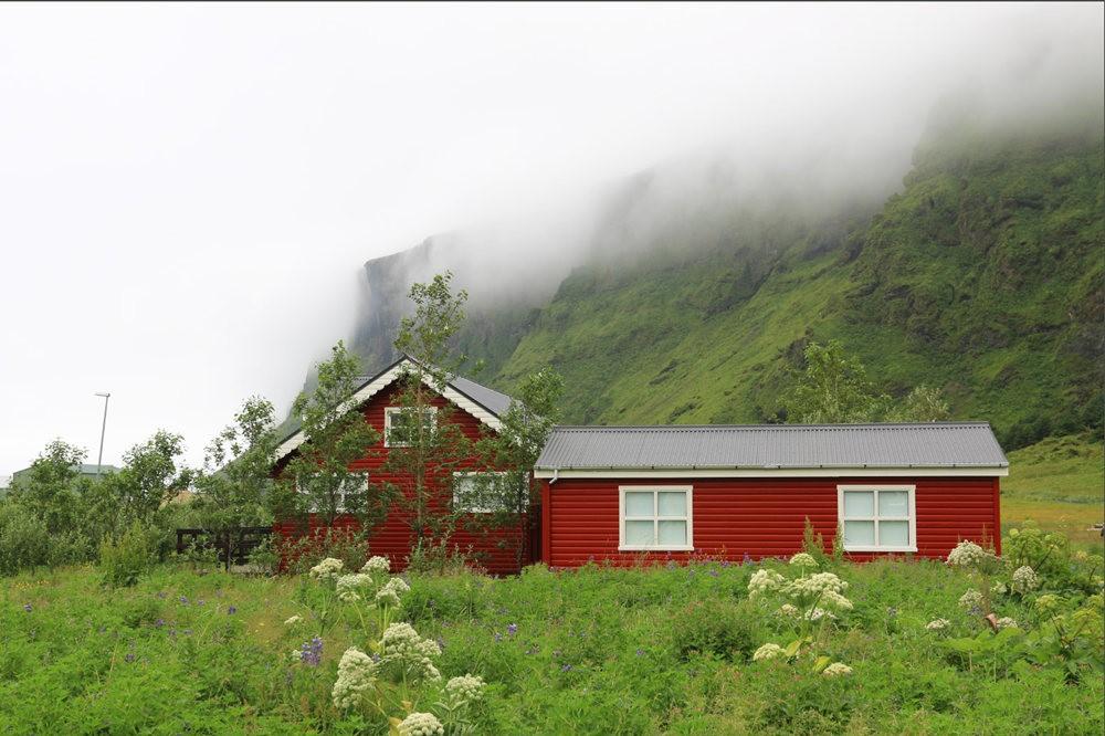 冰岛的两条瀑布与黑海滩_图1-9