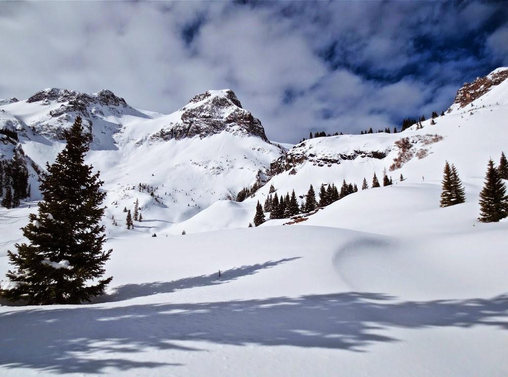 科罗拉多的林海雪原_图1-4