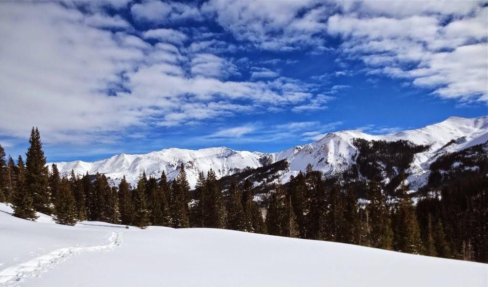 科罗拉多的林海雪原_图1-7