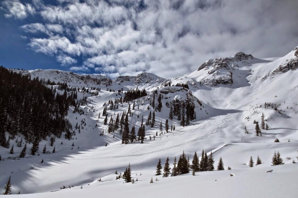 科罗拉多的林海雪原_图1-8