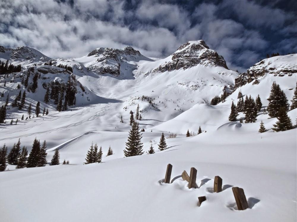 科罗拉多的林海雪原_图1-11
