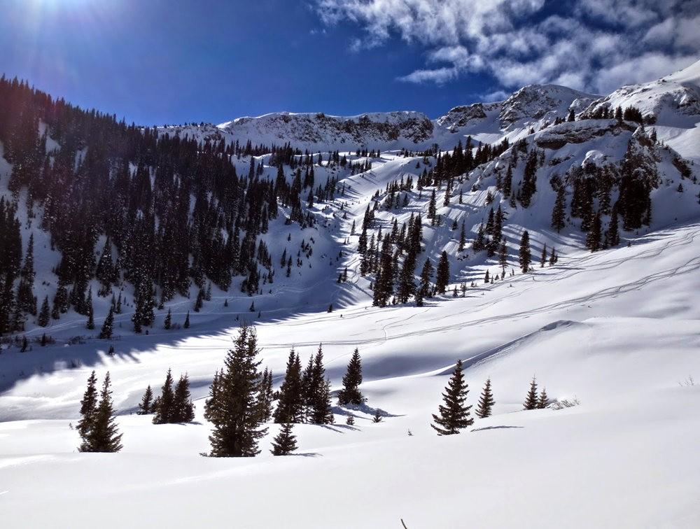 科罗拉多的林海雪原_图1-13