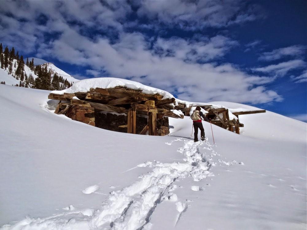 科罗拉多的林海雪原_图1-14