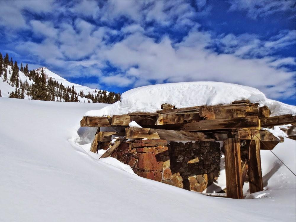 科罗拉多的林海雪原_图1-15