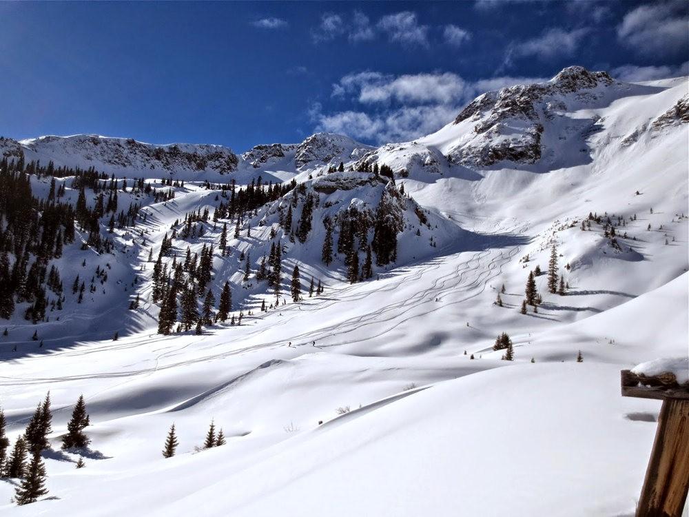 科罗拉多的林海雪原_图1-17