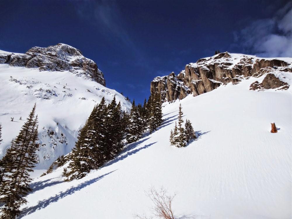 科罗拉多的林海雪原_图1-19