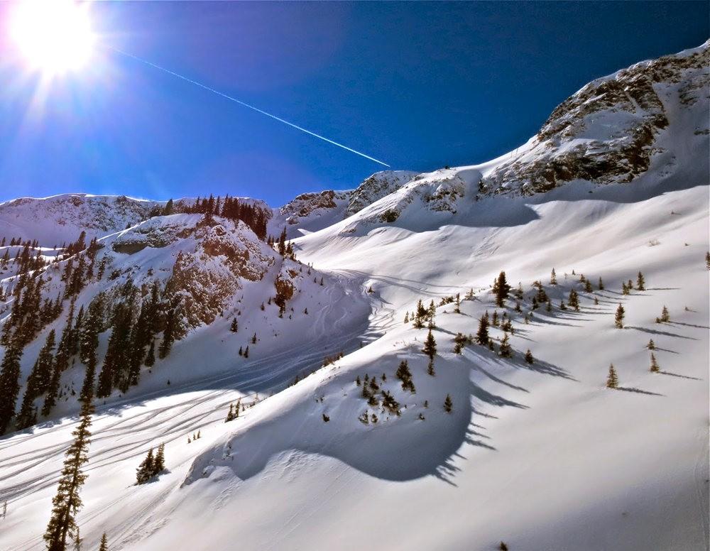科罗拉多的林海雪原_图1-20