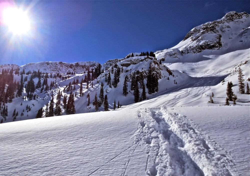 科罗拉多的林海雪原_图1-22