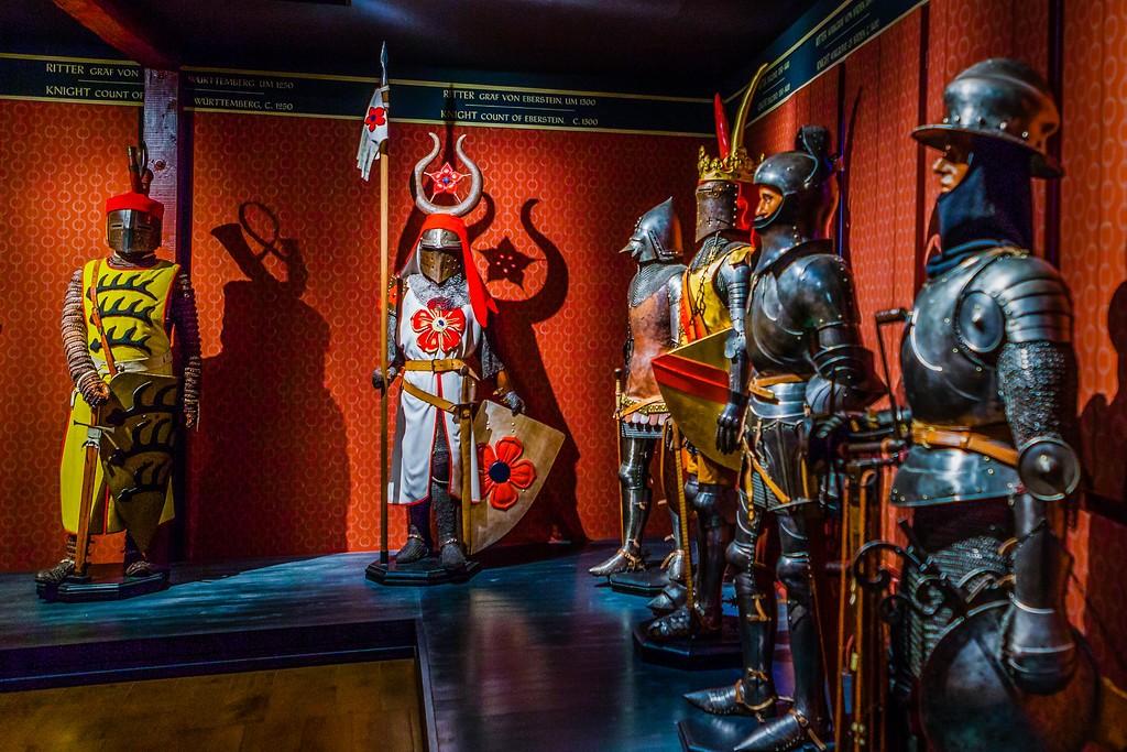 德国马克思城堡(Marksburg castle),生活再现_图1-16