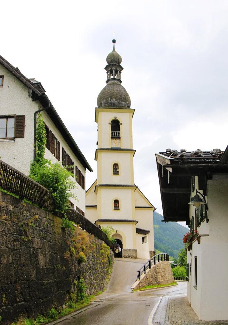 德国阿尔卑斯山的第一天_图1-7