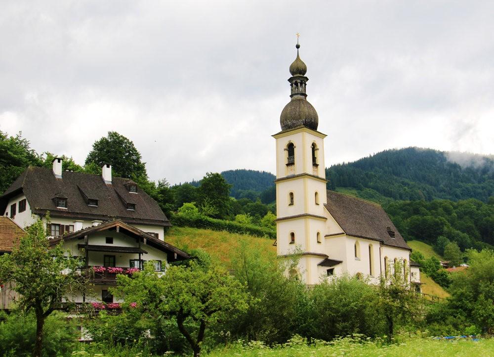 德国阿尔卑斯山的第一天_图1-8