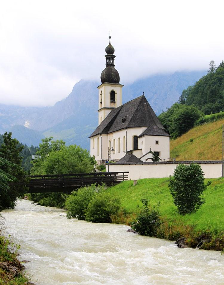 德国阿尔卑斯山的第一天_图1-9