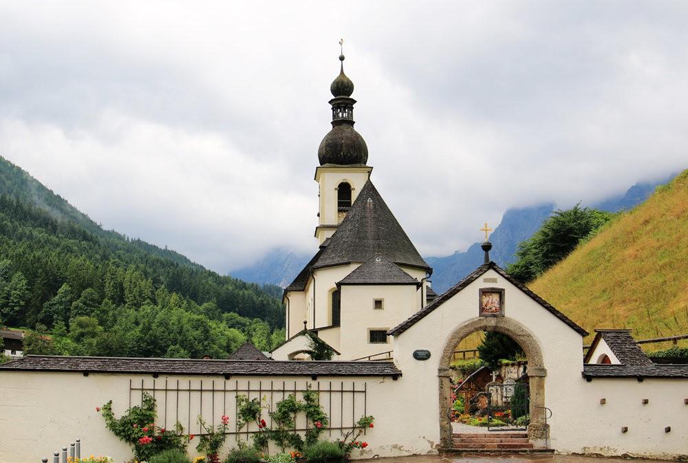 德国阿尔卑斯山的第一天_图1-11