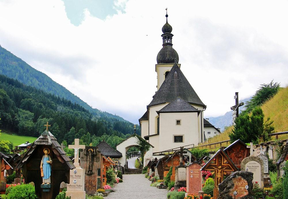 德国阿尔卑斯山的第一天_图1-12