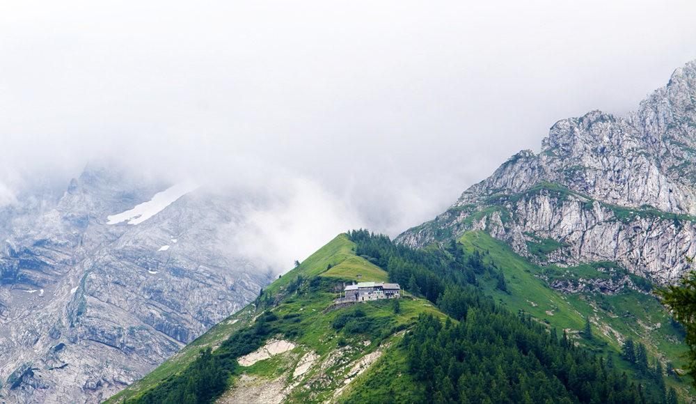 德国阿尔卑斯山的第一天_图1-22