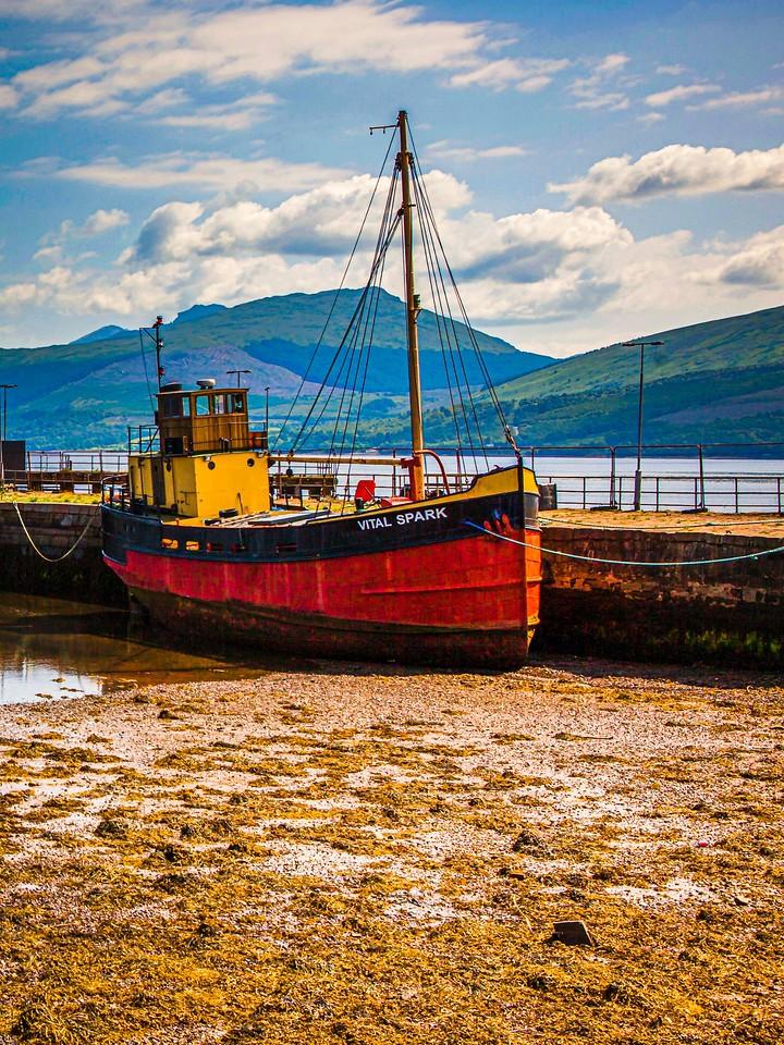 苏格兰美景,生活写真_图1-1