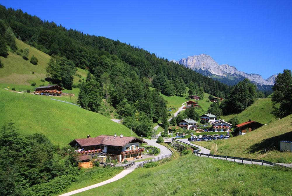 德国阿尔卑斯山的第三天_图1-1
