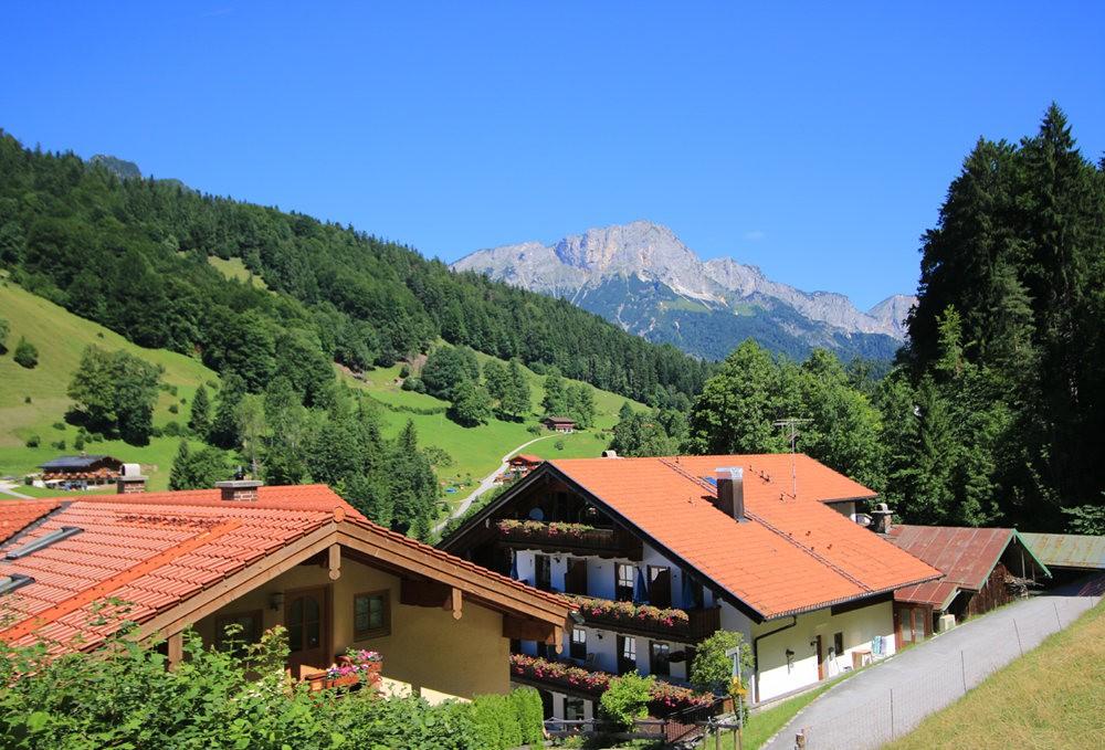 德国阿尔卑斯山的第三天_图1-3