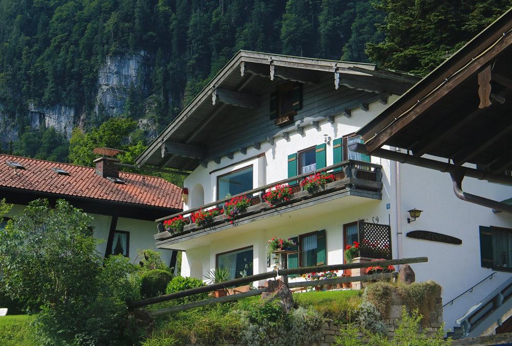 德国阿尔卑斯山的第三天_图1-4