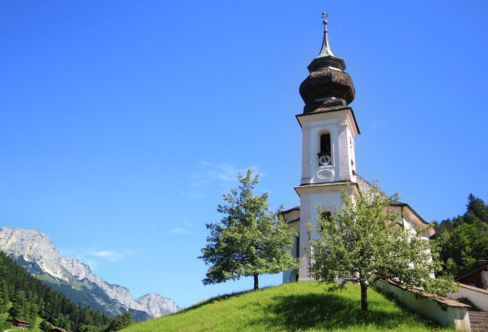 德国阿尔卑斯山的第三天_图1-5