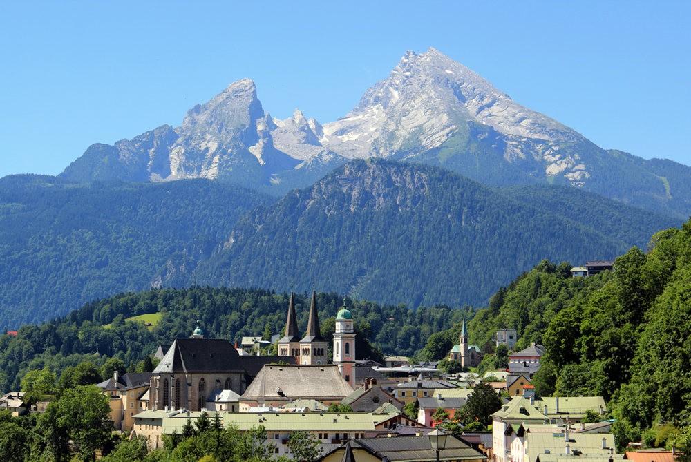 德国阿尔卑斯山的第三天_图1-8