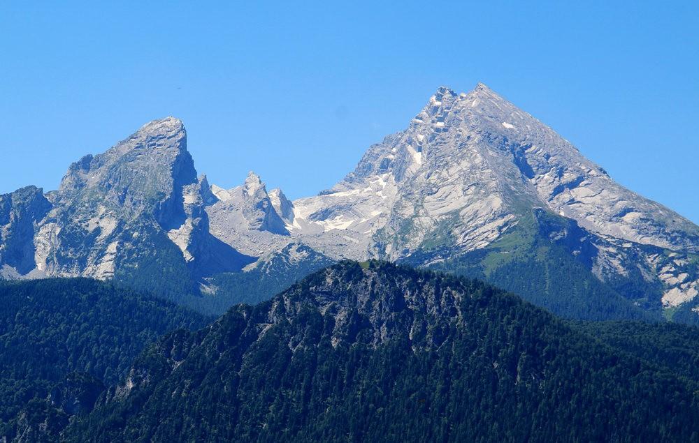 德国阿尔卑斯山的第三天_图1-9