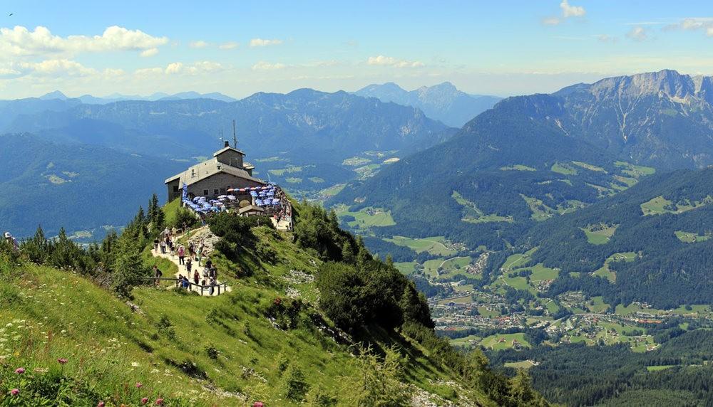 德国阿尔卑斯山的第三天_图1-11