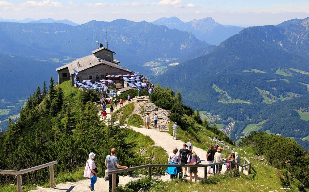 德国阿尔卑斯山的第三天_图1-14
