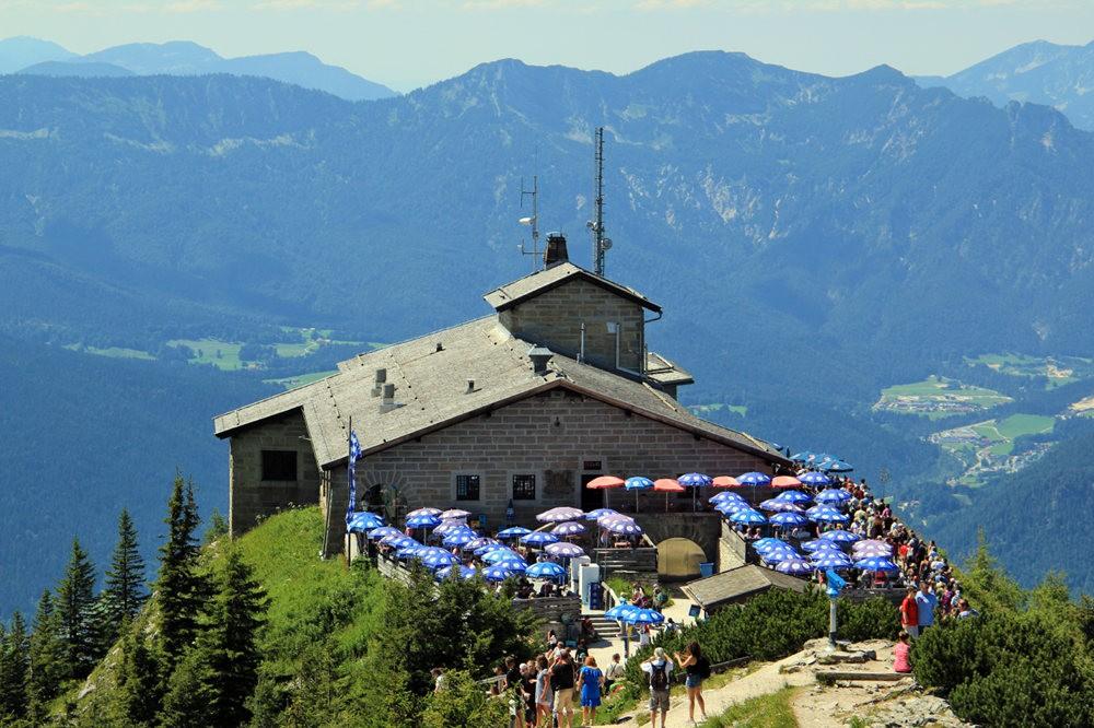 德国阿尔卑斯山的第三天_图1-15