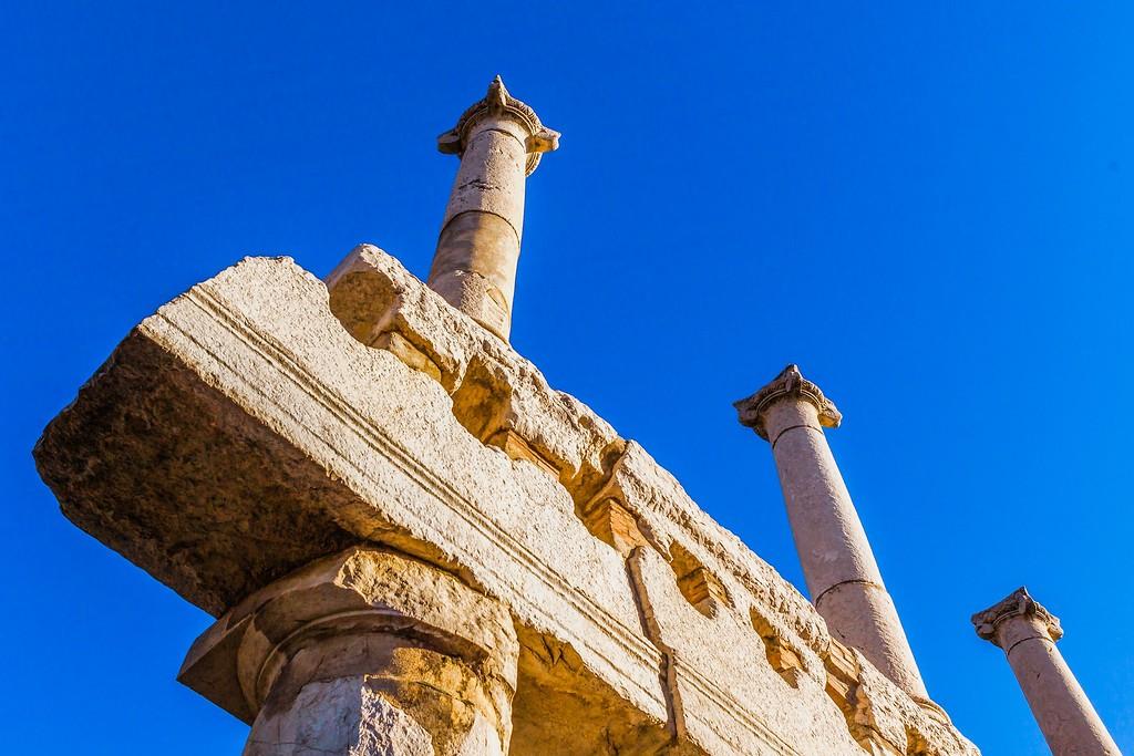 意大利一世纪古城庞贝,无声的述说_图1-19