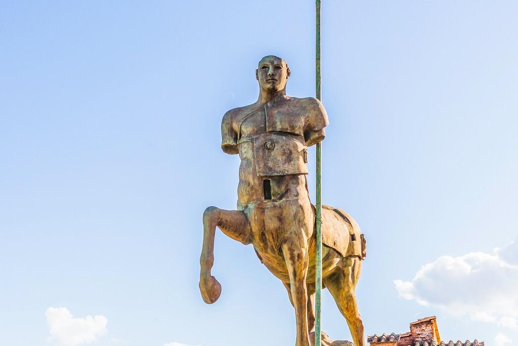 意大利一世纪古城庞贝,无声的述说_图1-25