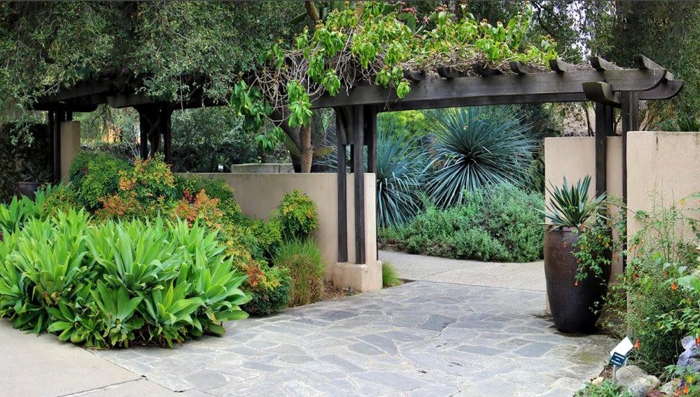洛杉矶县植物园的辉煌_图1-2