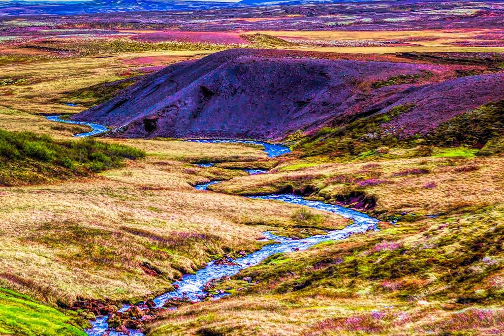 冰岛风采,大地血脉_图1-38