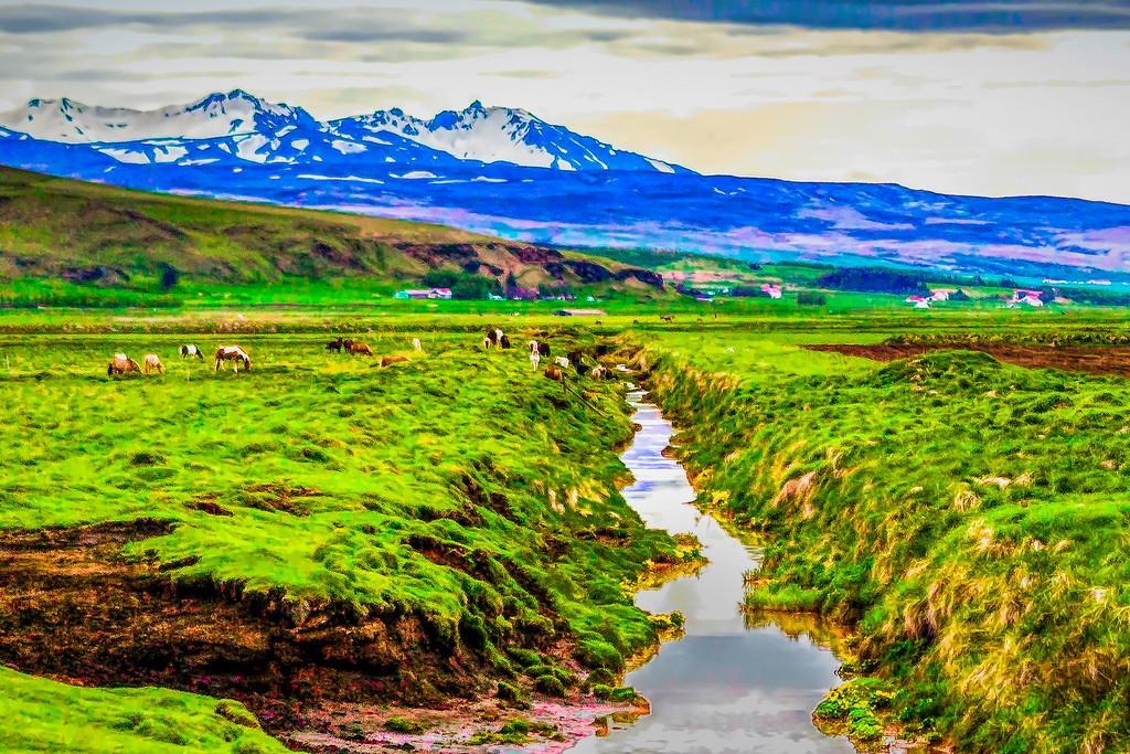 冰岛风采,大地血脉_图1-39