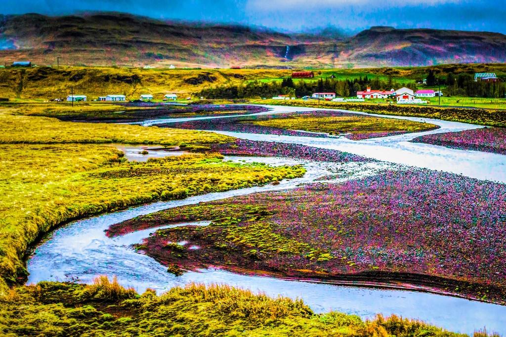 冰岛风采,大地血脉_图1-37