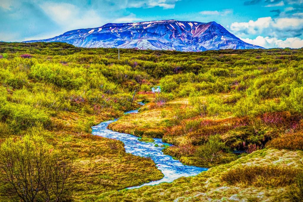 冰岛风采,大地血脉_图1-33
