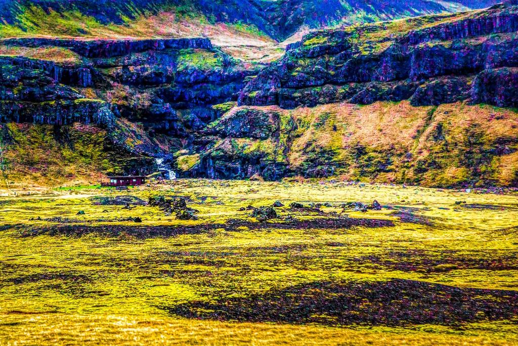 冰岛风采,大地血脉_图1-35