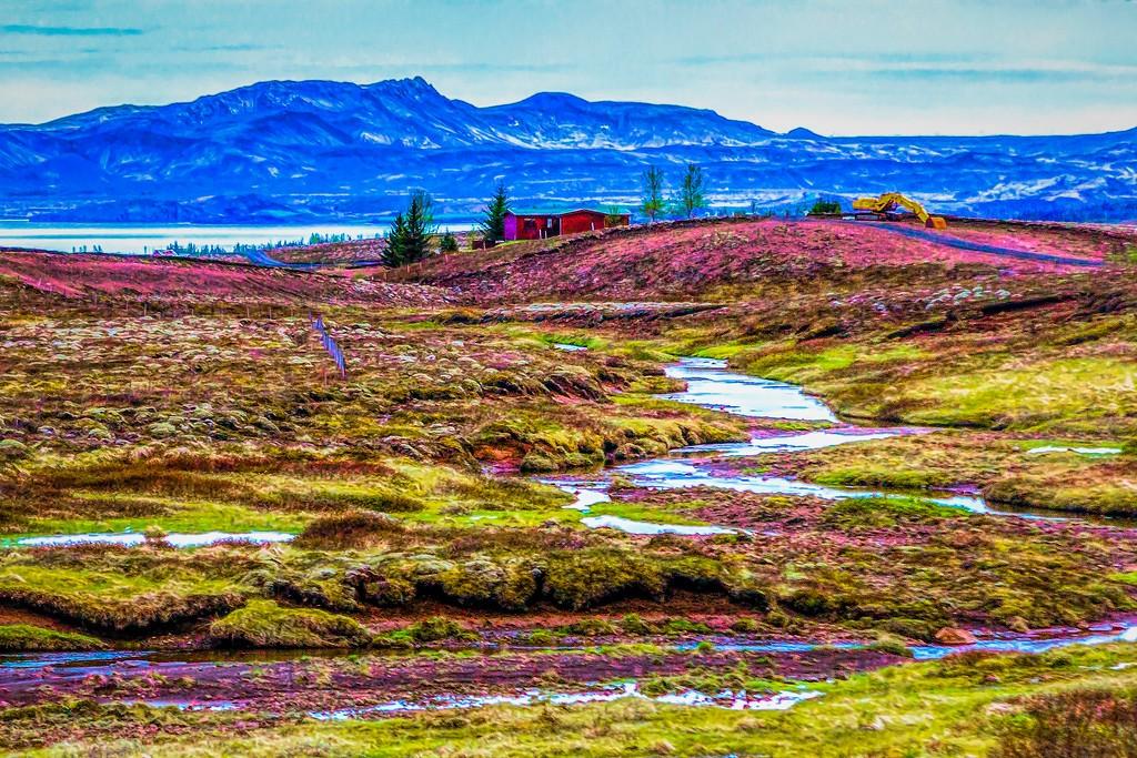 冰岛风采,大地血脉_图1-28