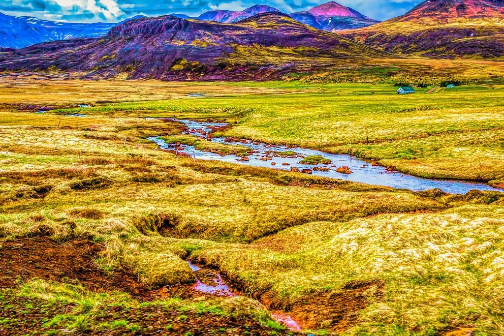 冰岛风采,大地血脉_图1-29