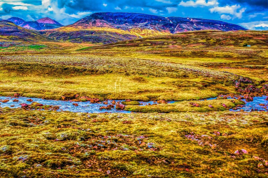 冰岛风采,大地血脉_图1-25
