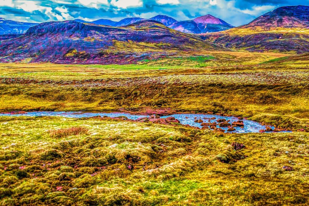 冰岛风采,大地血脉_图1-30