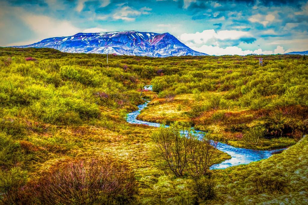 冰岛风采,大地血脉_图1-17